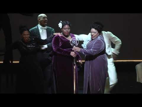 Langston Hughes Sings in 'The Black Clown'