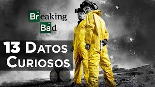 13 Datos Curiosos de Breaking Bad (spoiler)