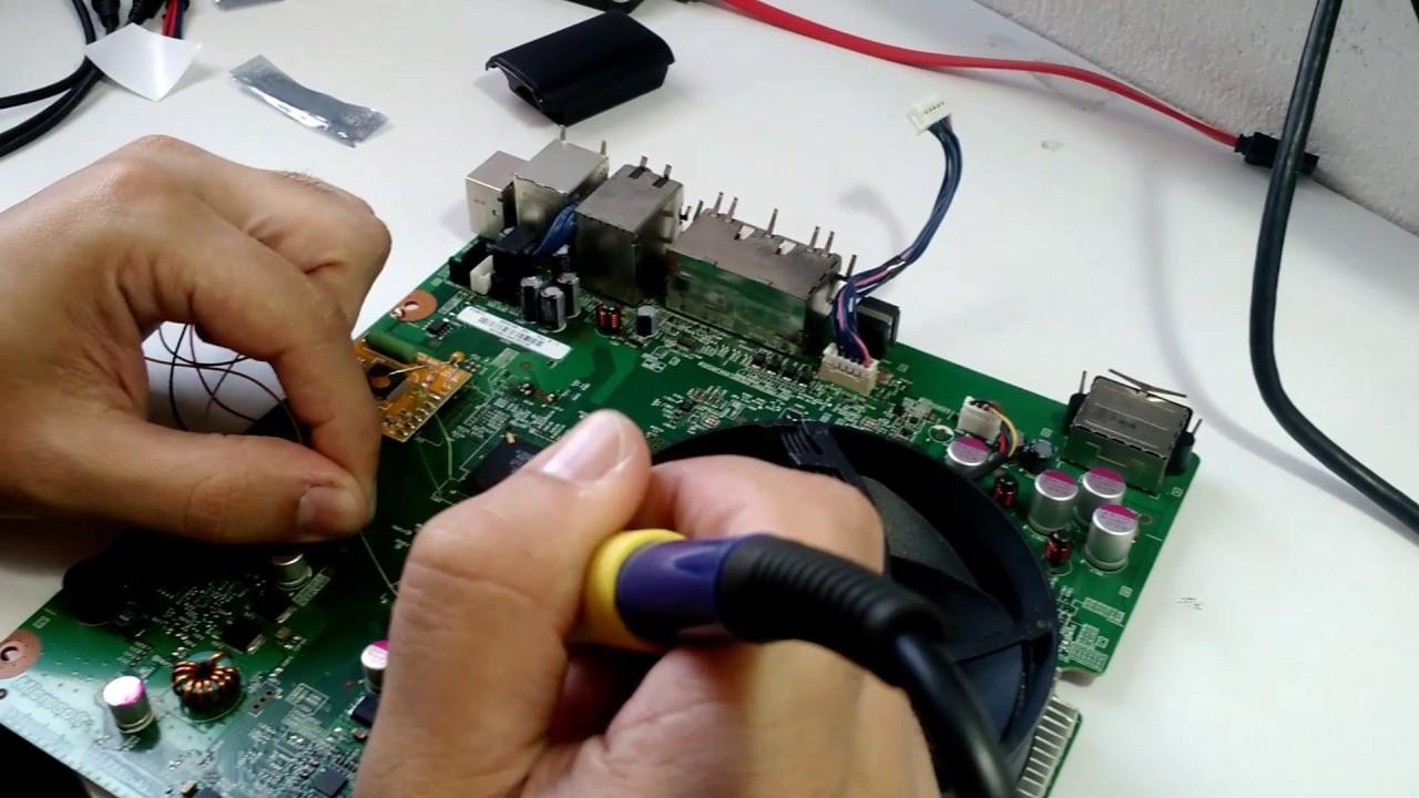 1 Como Destravar Xbox 360 procedimento completo parte 1 - YouTube fcd47798770d9