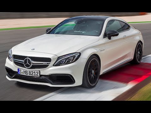 mercedes amg c63 coupe 2016 first tv commercial amg c. Black Bedroom Furniture Sets. Home Design Ideas