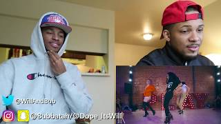 Booty (remix) | Black Youngsta, Trey Songz | Aliya Janell Choreography | Queens N Lettos - REACTION