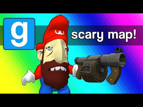 Thumbnail: Gmod Scary Map (Not Really) Moments - Meth Head Mario (Garry's Mod)