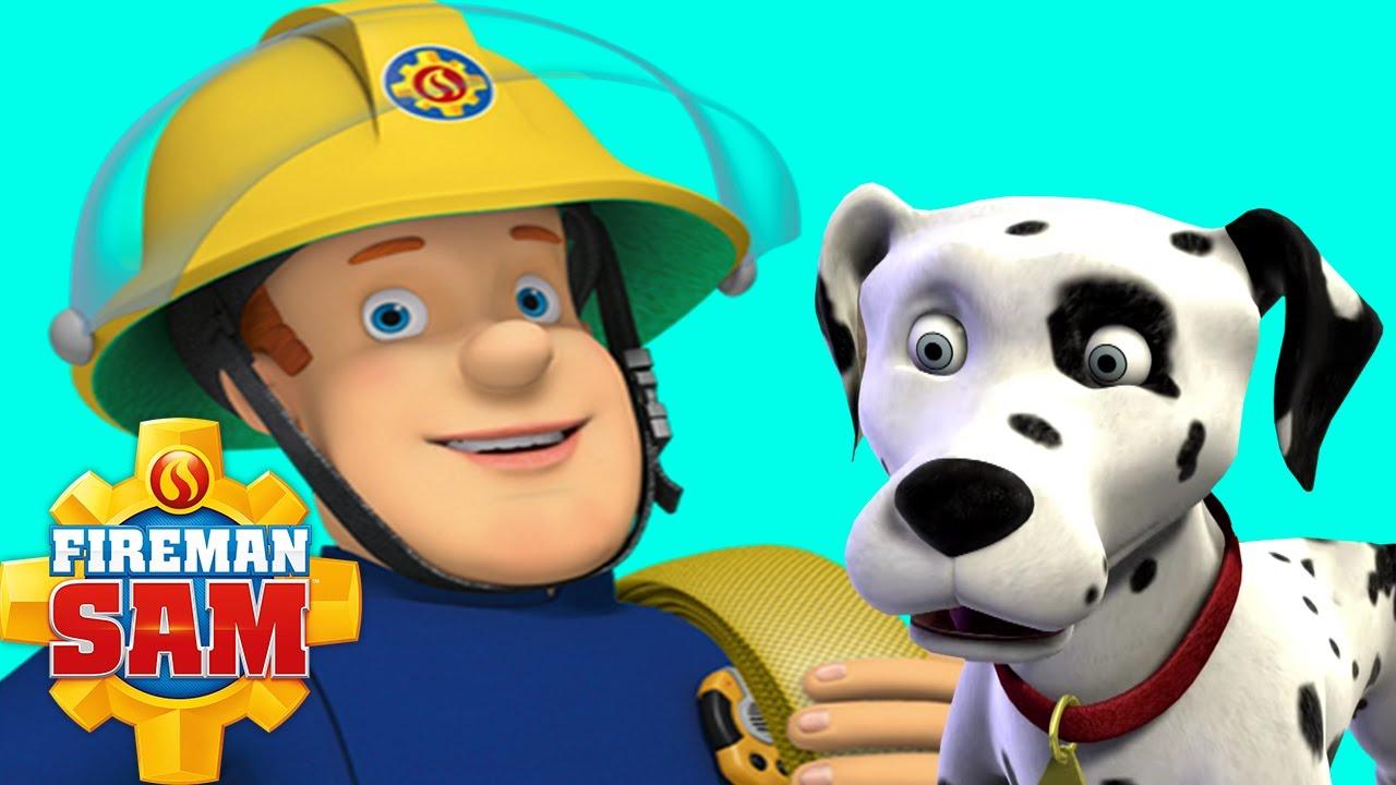 Fire Dog Cartoon Name