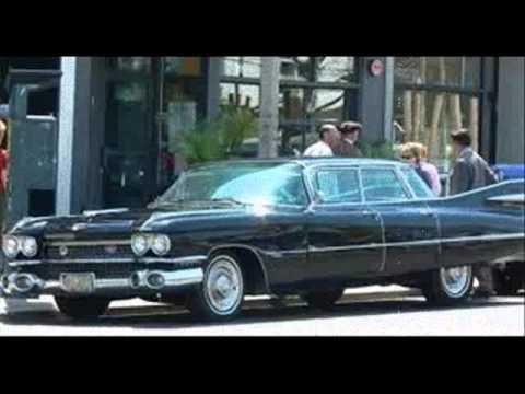 Sun Cats - Long Black Cadillac 1982 - YouTube