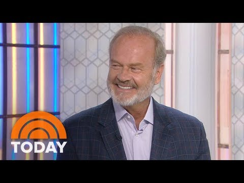 Kelsey Grammer: 'The Last Tycoon' Is Like Being In 1930s Hollywood | TODAY