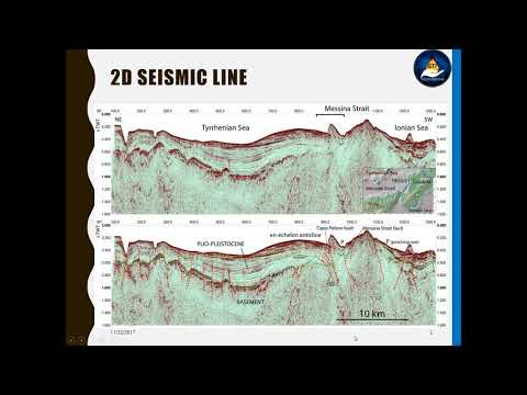 Seismic Interpretation -Video1- Seismic Section