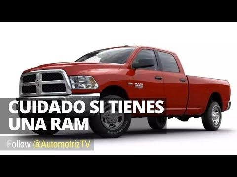 😱  Cuidado si Tiene una Camioneta RAM