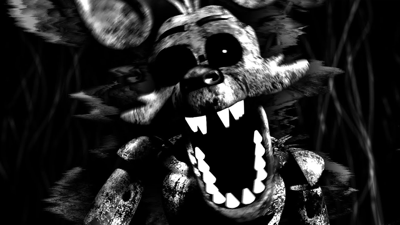 LIS WYRYWA SIĘ ZZA KURTYNY | A Shadow Over Freddy's #4