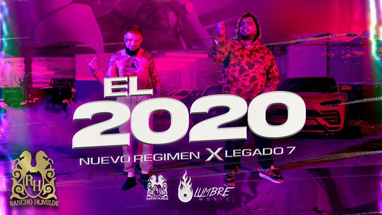 Download Nuevo Regimen - El 2020 ft. Legado 7 [Official Video]