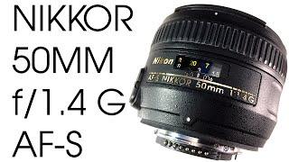 Nikon Nikon 50mm f1.4G AF-S İncelemesi
