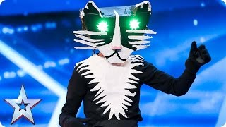 Will Jim Fitzpatrick's 4 acts avoid those buzzers?  | Auditions Week 1 | Britain's Got Talent 2017