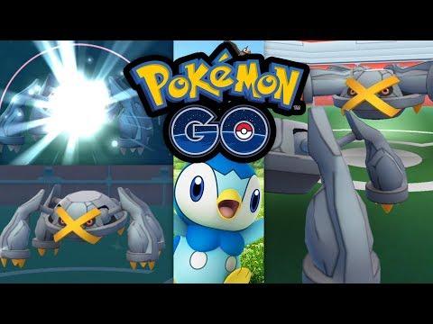 Shiny-Metagross im Test! Wo sind die Gen 4 Starter?   Pokémon GO Deutsch #763
