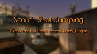Scorch Shot Jumping - Exploring the Limits of the Baby Jumps