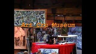 Art Cru Muséum, disputatio vidéo sonore