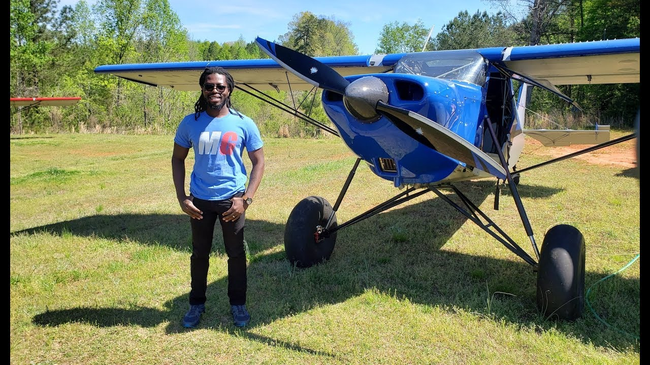 The Slowest Plane EVER! Justaircraft Superstol XL Flight Review