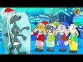 Волк и семеро козлят - Новогоднее приключение | KONDOSAN На русском смотреть сказки для детей 2019