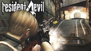 RESIDENT EVIL 4 #20 - Caminhão Quer Pegar Eu E Ashley (PC Pro Gameplay em Inglês)