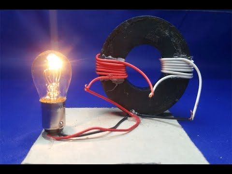 Free Energy Generator Magnet Coil 100% Real New Technology N