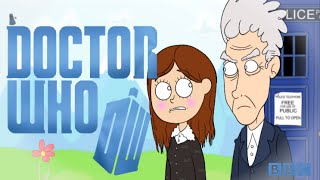 DOCTOR WHO GOES GANGSTA (Cartoon Animierte Parodie)