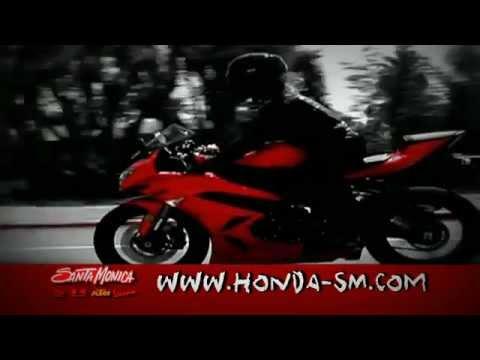 Santa Monica Kawasaki Commercial with Lais Pedroso