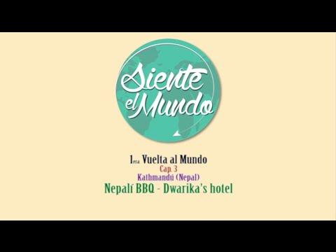 Capítulo 3: Nepalí BBQ - Dwarika's hotel