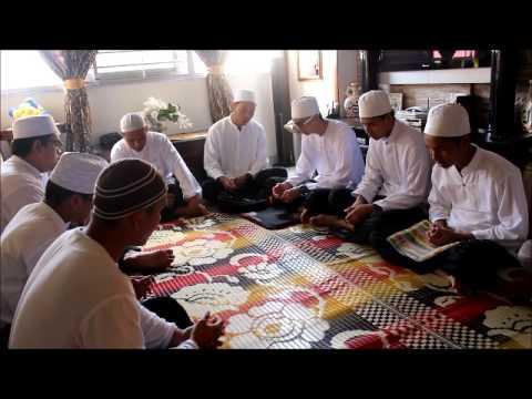 Majlis Do'a Selamat & Qasidah Recitations led by Ikhwah A'ashiq Rasul