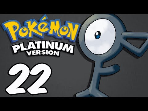 Pokemon Platinum (Blind) -22- Solaceon Town is RUINED!