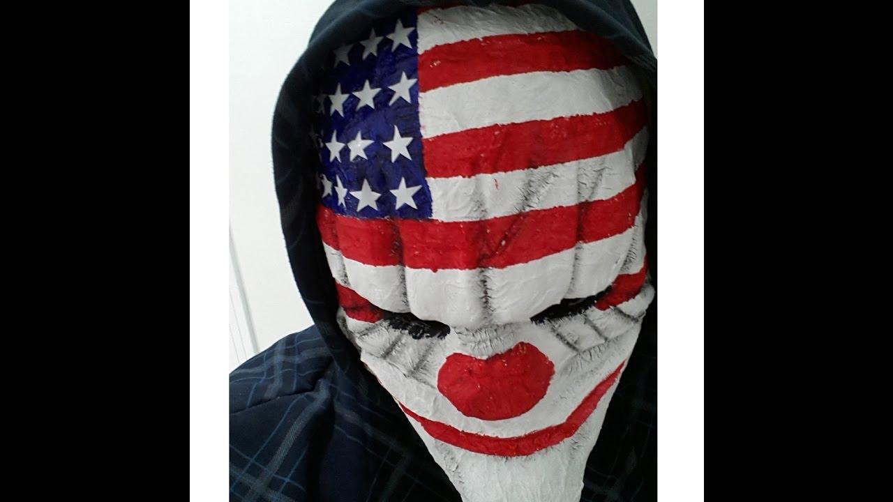 Payday 2 Dallas Maskesi Nasil Yapilir Youtube