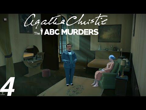 Agatha Christie: The ABC Murders Walkthrough Part 4 - Clarke Mansion