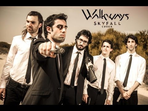 Клип Walkways - Skyfall