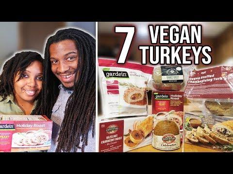 Ultimate Vegan Turkey Taste Test & Review