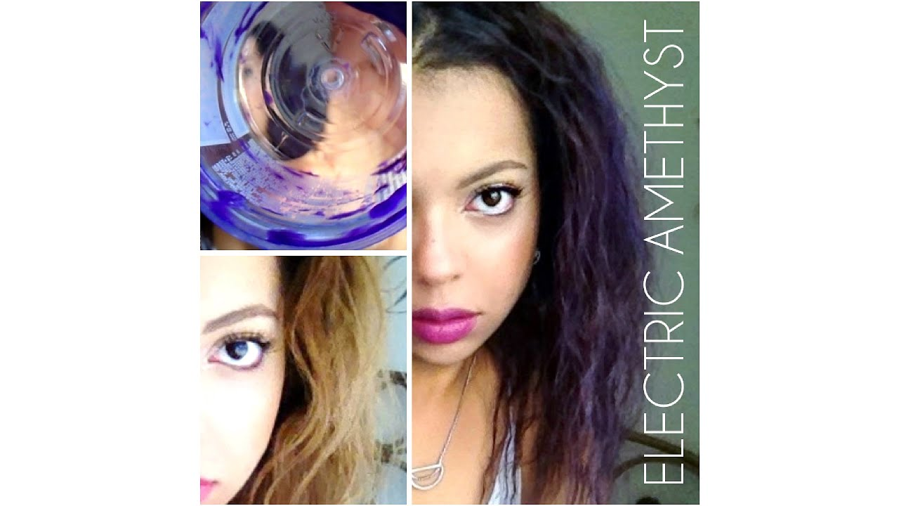 electric amethyst manic panic - photo #22