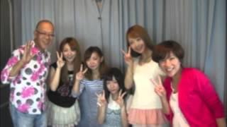ゲストコーナー!! 今日のお客様は、大阪堀江系6人組ガールズグループ ...