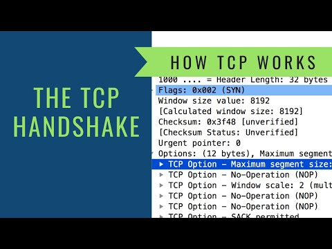 How TCP Works - The Handshake