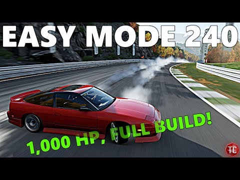 Forza Motorsport 7: Drift Update, THE