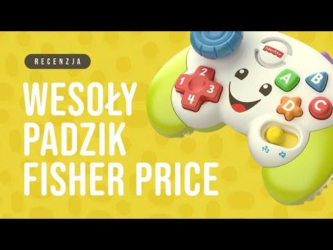 Wesoły Padzik Fisher Price - Czy Warto Kupić?   RECENZJA #6   2 BE MOM