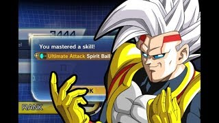 Ultimate Attack Spirit Ball Dragon Ball Xenoverse 2