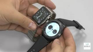Сравнение Apple Watch и Samsung Gear S3