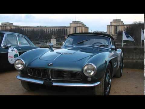 1955 bmw 507 - YouTube
