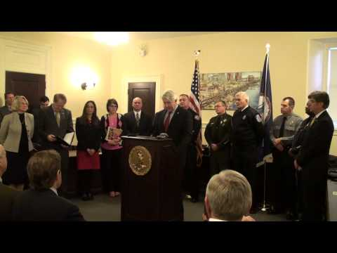 AG Herring introduces bipartisan legislation to reduce heroin and prescription drug overdose deaths