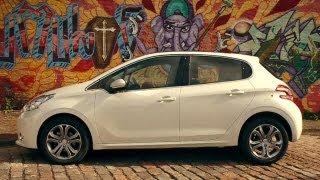 Peugeot 208 cobra pelo visual descolado thumbnail