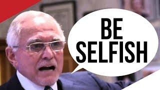 BE SELFISH & PUT YOURSELF FIRST | Dan Pena on London Real