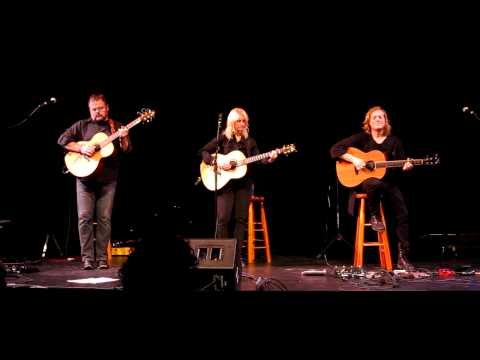 Don Ross, Brooke Miller, Jimmy Wahlsteen