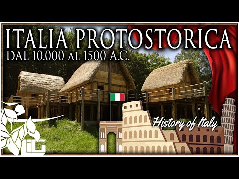 History of Italy | Italia Protostorica: dal 10000 al 1500 a.C. ( Ep.2 HD ITA )