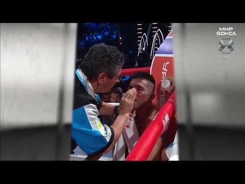 Eduard Troyanovsky — Cesar Cuenca | Троя — Куэнка |Полный бой HD | Мир бокса