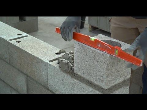 Les bons gestes en maçonnerie : maçonnerie joints épais