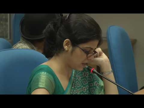 CPR-CSH Workshop on Transnational Planning as applied to Faridabad (by Rachna Mehra) - P1: Talk