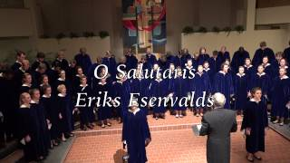The Concordia Choir - Raua Needmine -Veljo Tormis & O Salutaris - Ēriks Ešenvalds