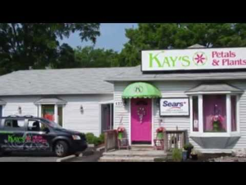 Kay's Plants & Petals - Local Business of the Month
