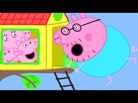Свинка Пеппа на русском все серии подряд | Свинка Пеппа новый серии #41